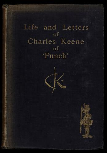Cover of: The life and letters of Charles Samuel Keene |